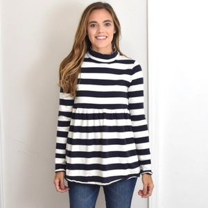 Free People We the Free Mod About it Striped Tunic